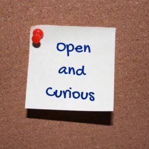 Open and Curious